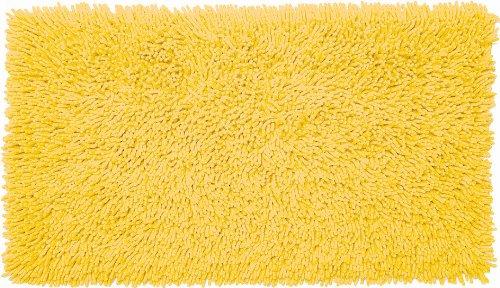 Grund Badematte Corall Gelb 70x115cm Badematte