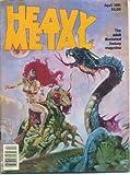 img - for Heavy Metal April 1981 Richard Corben, Robert E. Howard book / textbook / text book