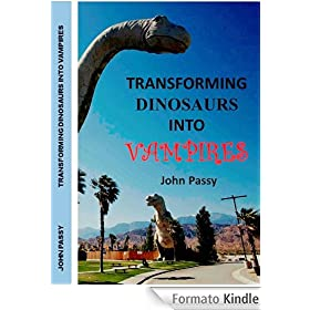 TRANSFORMING DINOSAURS INTO VAMPIRES