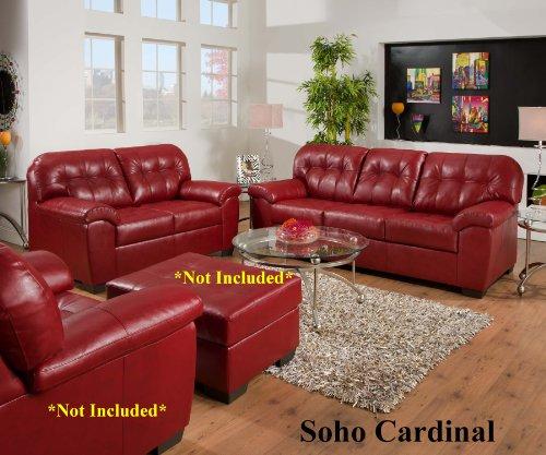 Simmons Upholstery Soho Sofa & Loveseat 9569 front-322470