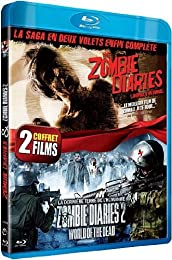 The Zombie Diaries + Zombie Diaries 2 : World Of The Dead - Pack
