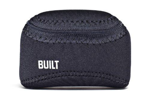 Built NY E-SSC-BLK Soft-Shell Camera Case (Black)
