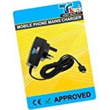 TK9K[TM] - MOBILE PHONE MAINS HOUSE BATTERY CHARGER FOR LG ONLY FOR F2400 UK Spec 3 Pin Charger for NI-MH, LI-ION & LI-POL Batteries. - Rapid charge. - 12 Months Warranty - CE approved - Lightweight - Multi input voltage capability (240v, 50/60Hz) - Main
