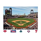 MLB Philadelphia Phillies Inside Citizens Bank Park Mural Wall Graphic