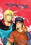 The 2 faces of love N�3: Yaoi Manga