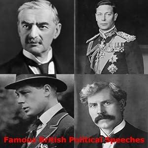 Famous British Political Speeches Speech