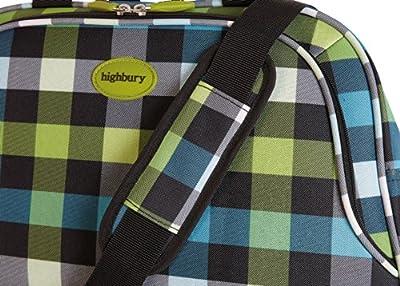 Highbury Lightweight Cabin Sized Approved Hand Luggage / Flight Bag / Travel Bag / Over Night Bag