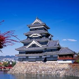 《オリジナルプリント》松本城(長野県/松本市)