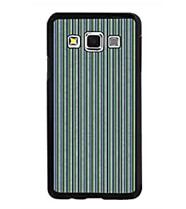PRINTSWAG LINES PATTERN Designer Back Cover Case for SAMSUNG GALAXY A3