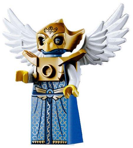 Lego Chima Ewald Minifigure - 1