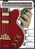 51PgeNr0IvL. SL160  EASY BASS GUITAR SCALES DVD   Over 50 Common and Exotic Scales and Modes For Bass