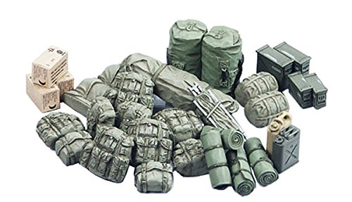 Tamiya Models Modern U.S. Military Equipment Set (Ammo Cans Military compare prices)