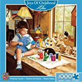 Joys of Childhood Finishing Touches Jigsaw Puzzle, 1000-Piece