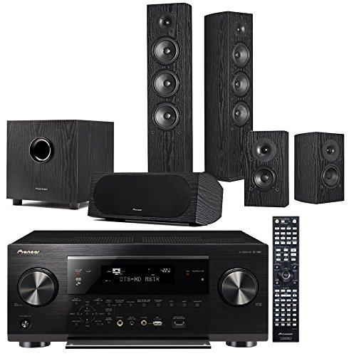 Click to buy Pioneer SC-1223 Andrew Jones 5.1 Home Theater Package - From only $1715.98