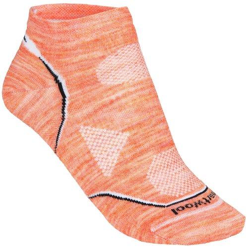 Smartwool Women'S Mutisport Ul Micro Socks Coral Large (10-12.5) front-562572