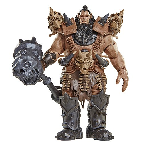 Warcraft-6-Blackhand-Action-Figure-With-Accessory