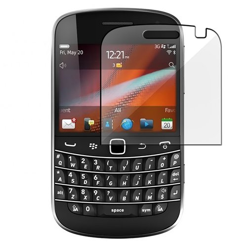 eForCity Reusable Screen Protector Compatible with RIM BlackBerry Bold 9900 / 9930