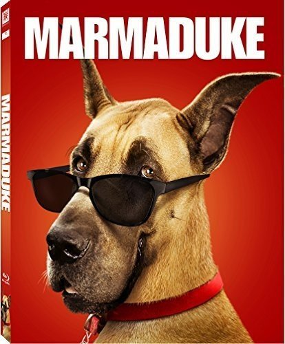 Blu-ray : Marmaduke (Pan & Scan, With Movie Cash)