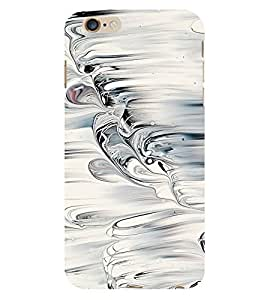 Abstract Art Painting Cute Fashion 3D Hard Polycarbonate Designer Back Case Cover for Apple iPhone 6S Plus