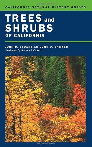 Trees and Shrubs of California (California Natural...