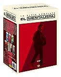 El Mentalista Pack Pack temporadas 1-7 Serie Completa DVD España