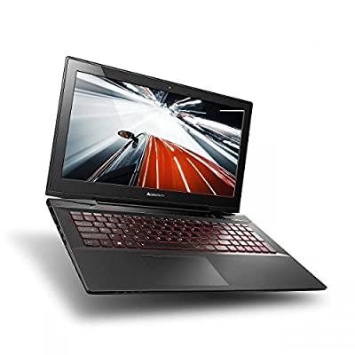 Lenovo Y50-70 59-441907 15.6-inch Gaming Laptop (Core_i7_4710HQ/16GB/1TB/N15P-GX GDDR5 4G/with Laptop Bag), Black