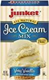 Junket Very Vanilla Ice Cream Mix (Case of 12 boxes)