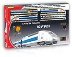 Mehano TGV POS C Train Set H0