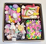 Scott's Cakes Large 4-Pack Bunny Corn, Chocolate Malt Eggs, Deluxe Easter Mix, & Nougat Taffy