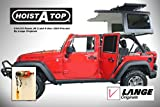 014-210 Lange Originals Power Hoist a Top Hard Top, Hardtop Jeep Wrangler Unlimited Top Removal System