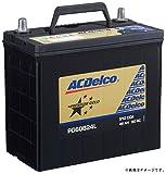 ACDelco エーシーデルコ カーバッテリー プレミアムゴールドシリーズ 国産車用 3年または10万km保証 PG60D23L