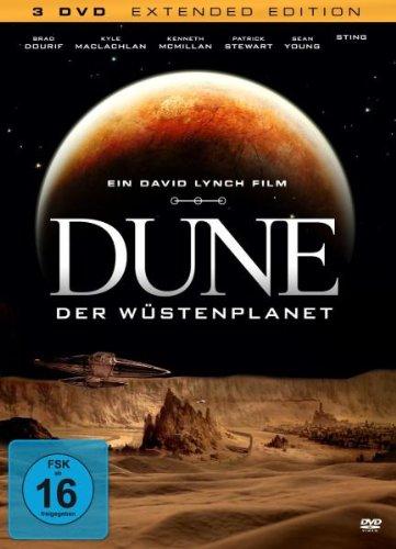 Dune - Der Wüstenplanet Extended Edition [3 DVDs]