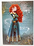 Walt Disney PRINCESS Merida Postcard 16 PCS/SET