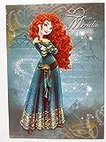 Walt Disney PRINCESS Merida Postcard 16 PCS/SET