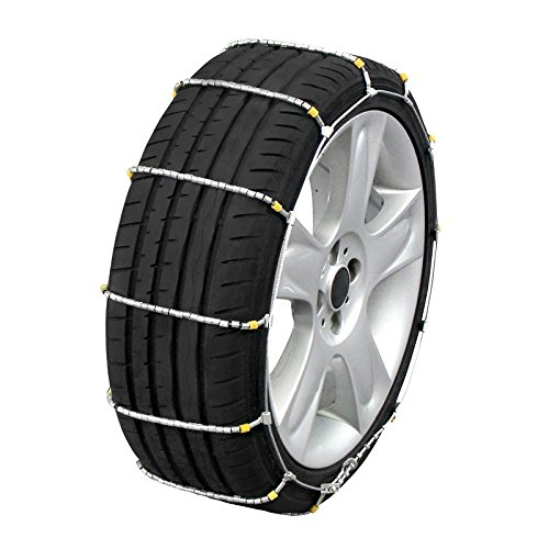 Quality Chain Cobra Cable Passenger Snow Traction Tire Chains (1038) (Baja Tire Cover compare prices)