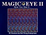 img - for Magic Eye, Vol. 2 1st (first) by Magic Eye Inc. (1994) Hardcover book / textbook / text book