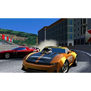 Online Game, Online Games, Video Game, Video Games, Nintendo, 3DS, Racing Game, Ridge Racer 3DS