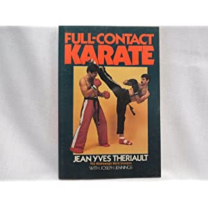 Full-Contact Karate Jean Yves Theriault
