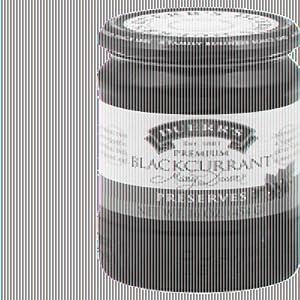 British - Duerr's Blackcurrant Preserves 454g