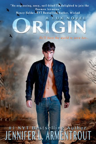 Origin (Lux Series #4) (Entangled Teen) by Jennifer Armentrout
