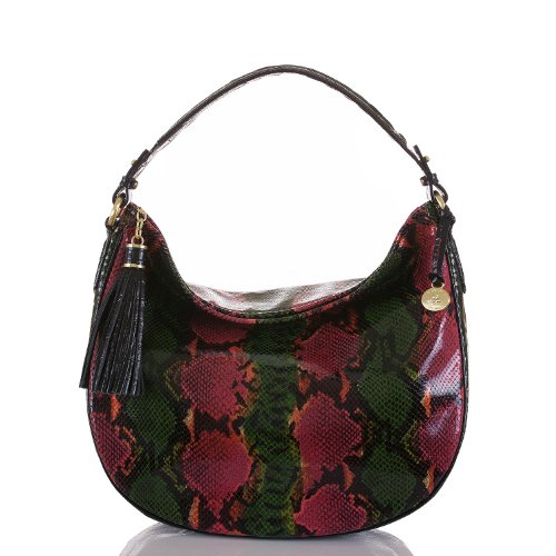 Kathleen Hobo Bag<br>Multi Anaconda