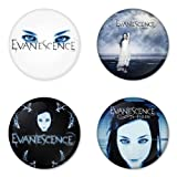 EVANESCENCE Round Badge 1.75