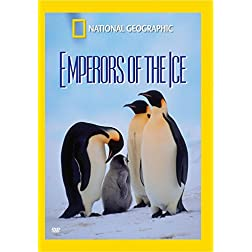 National Geographic: Emperors Of The Ice