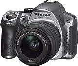 PENTAX デジタル一眼レフ K-30 18-55レンズキット シルキーシルバー(受注生産約2週間) K-30LK18-55 S-SL