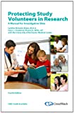 img - for Protecting Study Volunteers in Research book / textbook / text book
