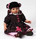 "Alexander Doll Poodles and Polka Dots - Asian Baby 14"" Baby Alexander Collection"