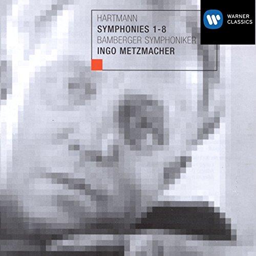 """Sinfonien Nr.1-3, Sinfonie Nr.1 """"Versuch eines Requiems"""" für Altstimme & Orchester (1935/36, rev. 1954/55) nach Worten von Walt Whitman: I. Introduktion: Elend - Ich Sitze Und Schaue Aus"""