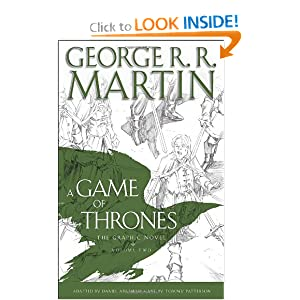 A Game of Thrones: The Graphic Novel: Volume Two by Daniel Abraham, George R. R. Martin and Tommy Patterson