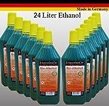 De alto rendimiento de bio-etanol en 1-litro botellas con la protección del niño y el llenado de cada botella Las quemaduras de bioetanol completamente sin dejar rastro, no hay suciedad, chispas o huele.
