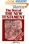 The Text of the New Testament: An Int...